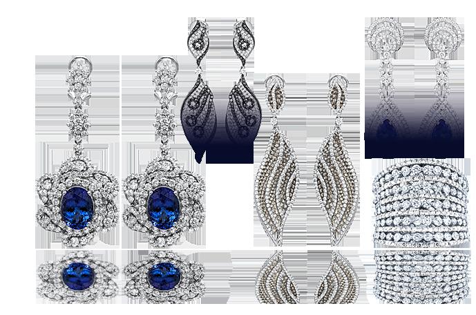 Diamond and jewelry gallery jewelry for Sapphire studios jewelry reviews