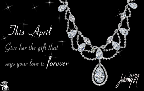 2015, Diamond and Jewelry Gallery, pic, Diamond for April 1
