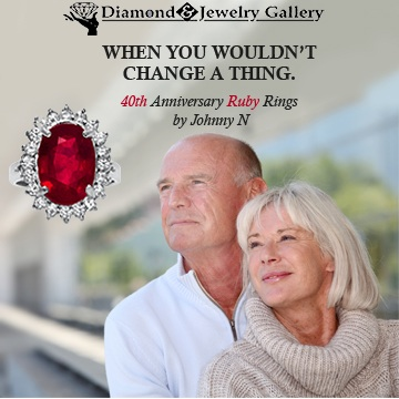2015, Diamond and Jewelry Gallery, Tami's Slogan, When You Wouldn't Change A Thing