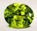 2015, Diamond and Jewelry Gallery, pic, Loose peridot stone, August birthstone