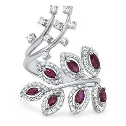 2016, Ruby or Garnet Ring