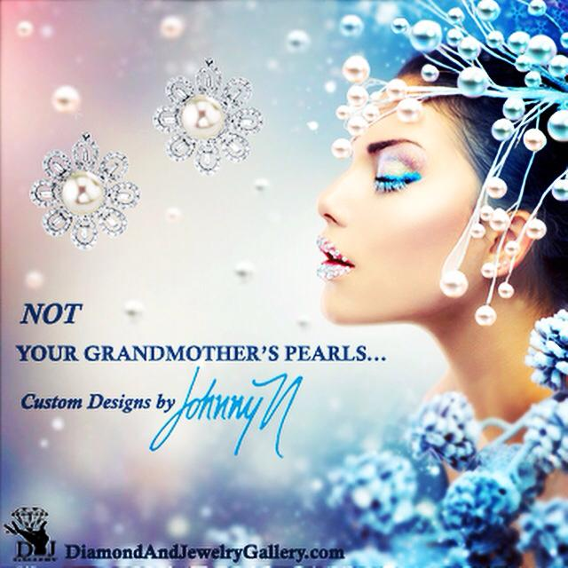 2016, Diamond and Jewelry Gallery, Tami Slogan, Not Your Grandmother's Pearls